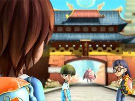 动画片-冒险小王子